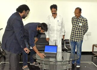 smoking is injurious video song launched by hero srikanth